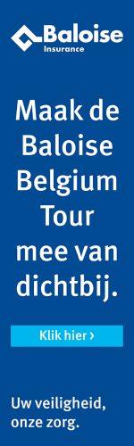 wedstrijd Baloise Belgium Tour
