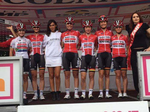 Sofie De Vuyst Giro Rosa 2