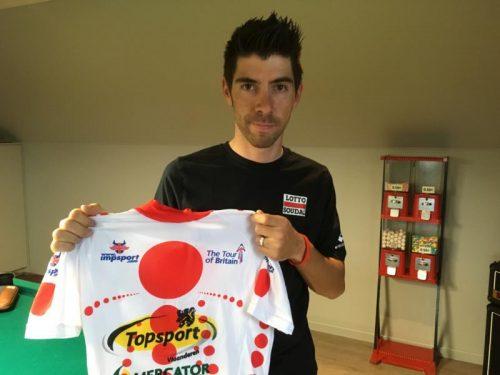 Thomas De Gendt Tour of Britain 2009