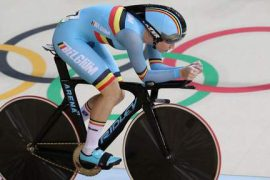 Jolien D hoore (BEL) CYCLISME SUR PISTE : JO de Rio 2016 - 15/08/2016 © PanoramiC / PHOTO NEWS PICTURES NOT INCLUDED IN THE CONTRACTS