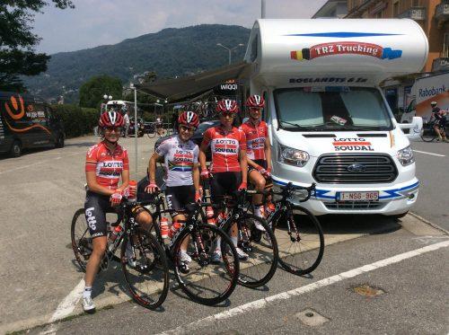 Sofie De Vuyst Giro Rosa 1